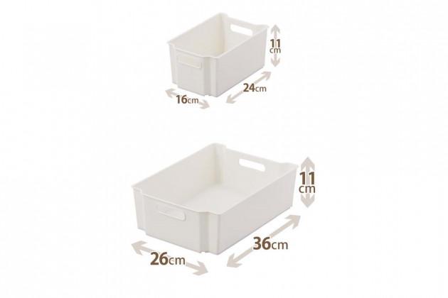 ポーリッシュ スキピタボックス ホワイト S・M セット