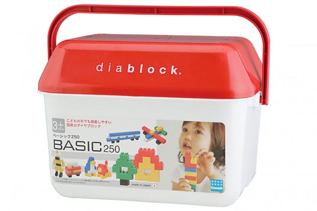 ダイヤブロック BASIC 250